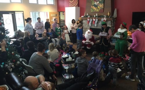 2015 Family Holiday Party