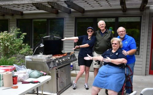 12th Annual Family BBQ, presented by Tandia Financial Credit Union