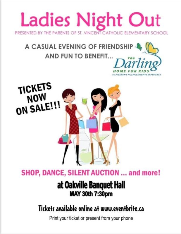 a03df9a0beb St. Vincent Ladies Night Out - Darling Home for Kids